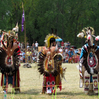 The echoes of Pow-Wow