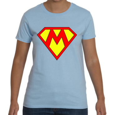 Supermom Ladies Stylish T-Shirt
