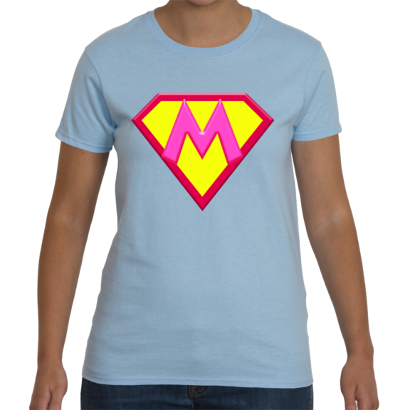 Super M Ladies Stylish T-Shirt