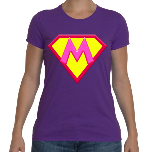 Super M Ladies Performance T-Shirt