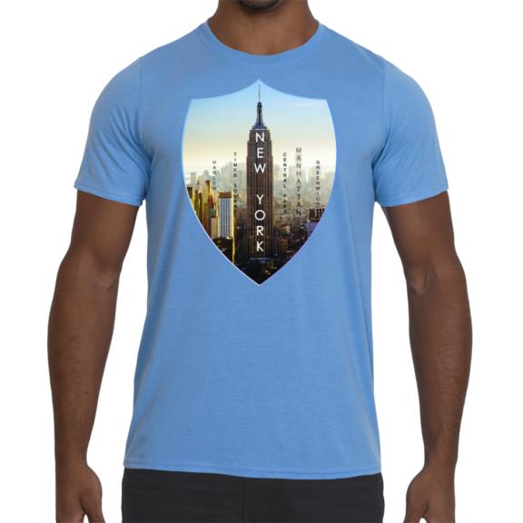New York Empire Men Performance T-Shirt